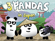 Play 3 Pandas in Japan Online