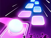 Play Tiles Hop: EDM Rush Online